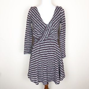 Free People Marled Maverick Dress Size Small